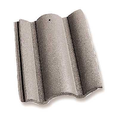 Hoe lang gaan betonnen dakpannen mee